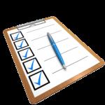 checklist, clipboard, questionnaire-1622517.jpg